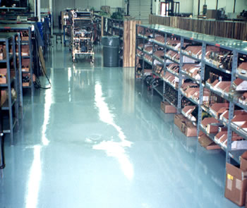 Assembly U0026 Warehouse Flooring Systems