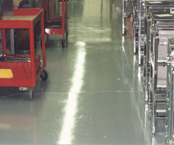 Assembly & Warehouse Flooring Systems