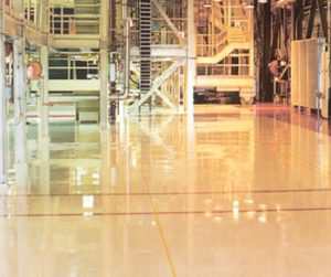 Chemically Resistant Flooring Systems