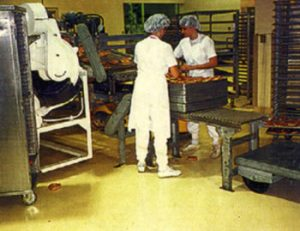 Food Processing Flooring Systems