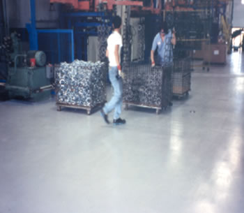 High Performance Industrial Flooring Systems