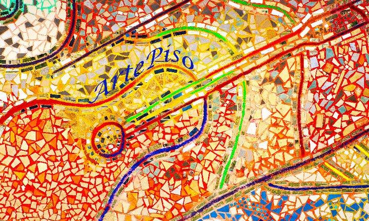ARTE PISO POLYMER FLOOR ART