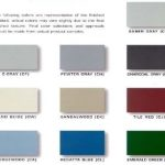 Color Chart Gallery